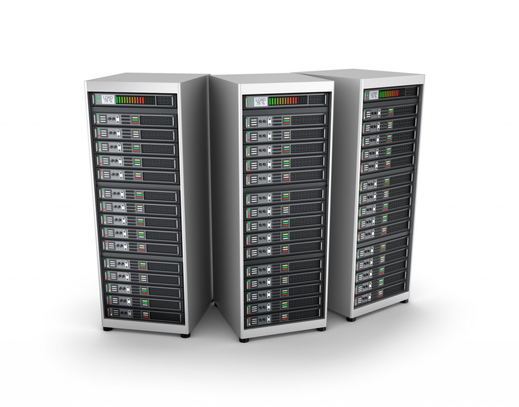 Colocation servers
